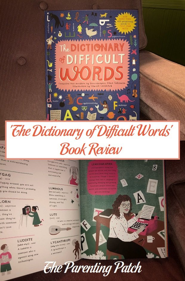 'The Dictionary of Difficult Words' Book Review