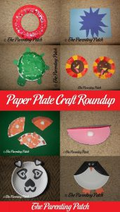 Paper Plate Craft Roundup