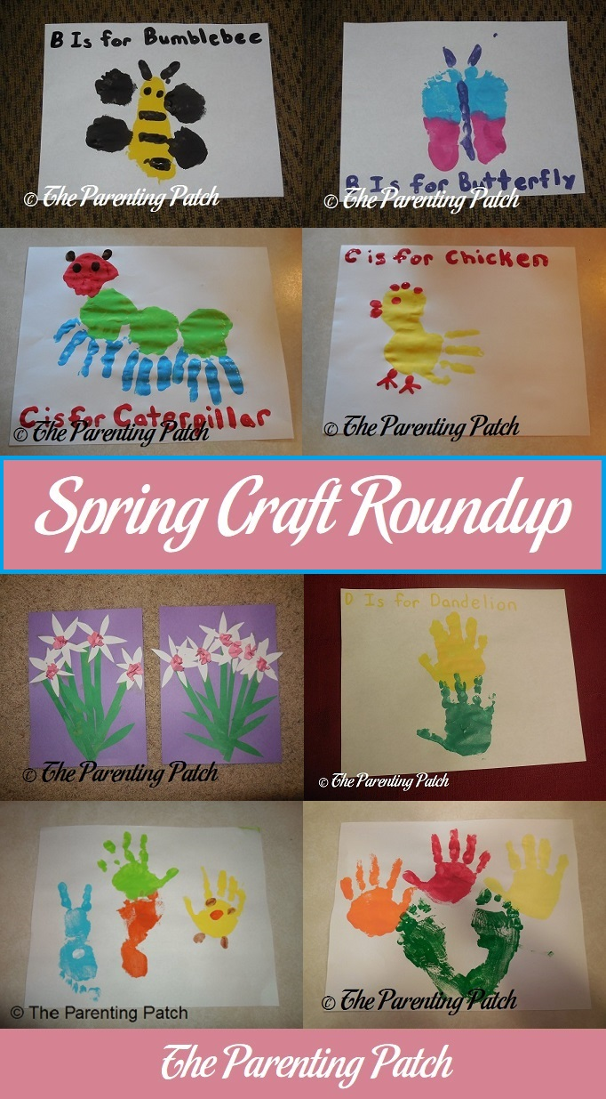 Spring Craft Roundup