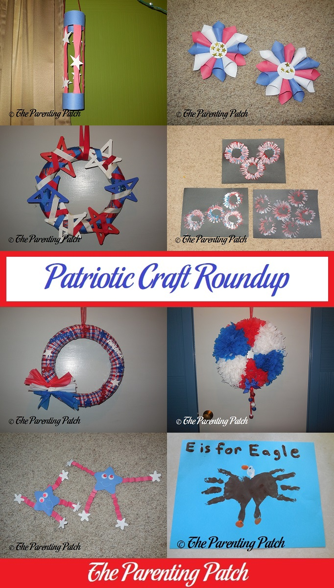 Patriotic Craft Roundup