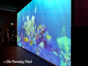 Sketch Aquarium at The New Children's Museum