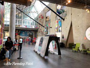 Main Floor of The New Children's Museum