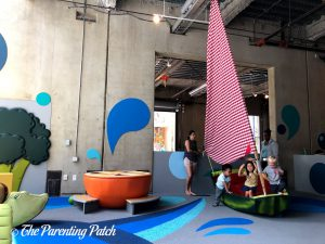 Wobbleland at The New Children's Museum