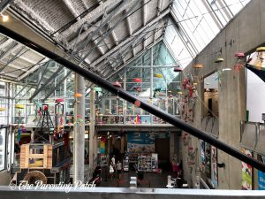 Upper Level of The New Children's Museum