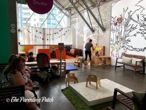 Infant Area of The New Children's Museum