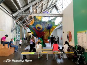 Whammock! at The New Children's Museum
