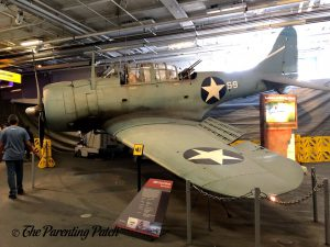 Aircraft in the USS Midway Museum 2