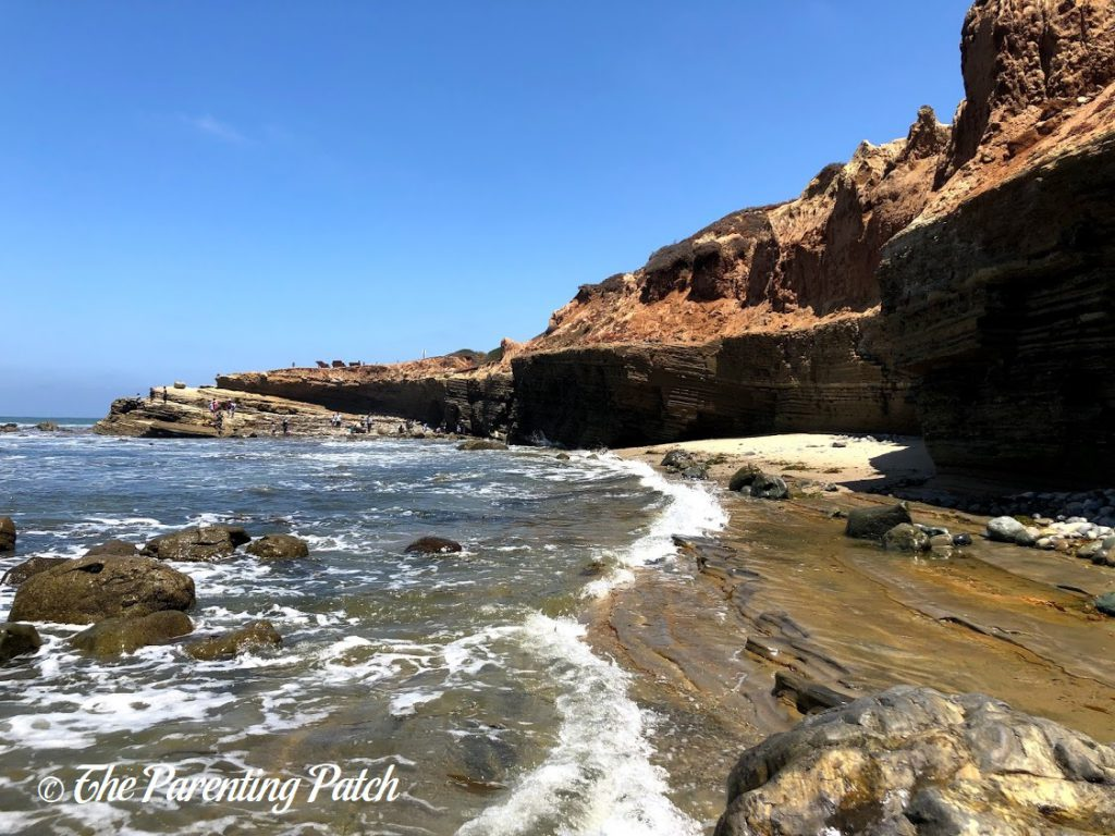 Point Loma Tide Pools at Cabrillo National Monument 3