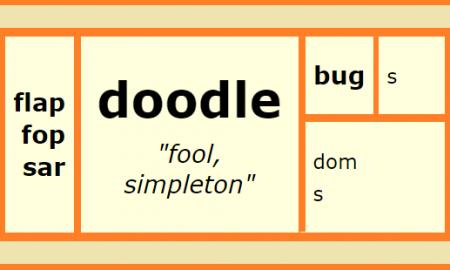 Word Matrix: Doodle