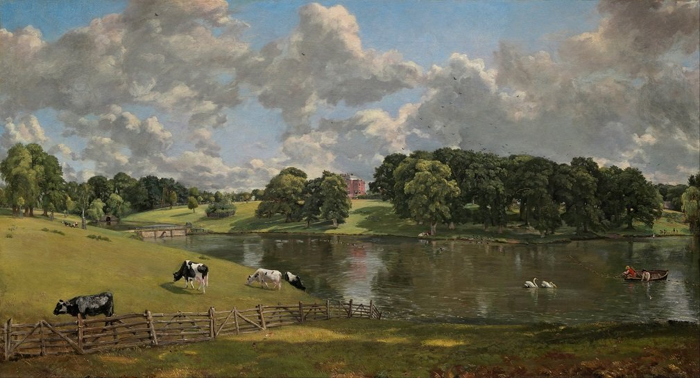 Wivenhoe Park of 1816