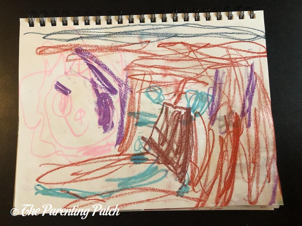 Cloud Study by Preschooler 2