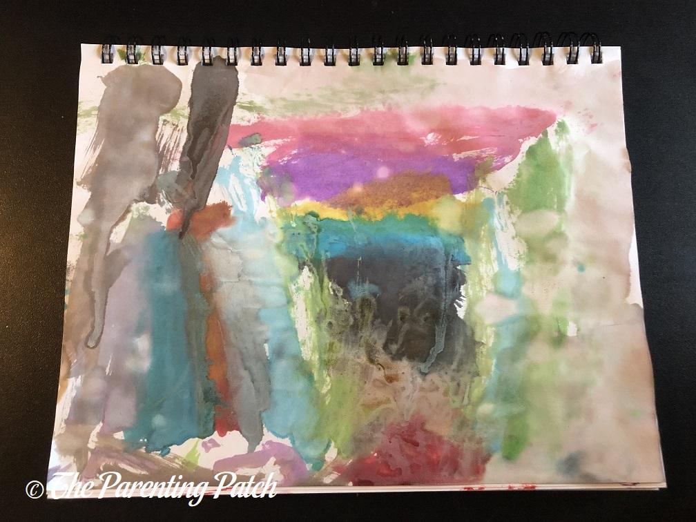 Cloud Study by Preschooler 3