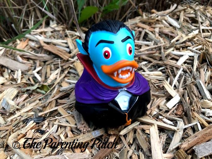 Vampire Wild Republic Halloween Rubber Duck