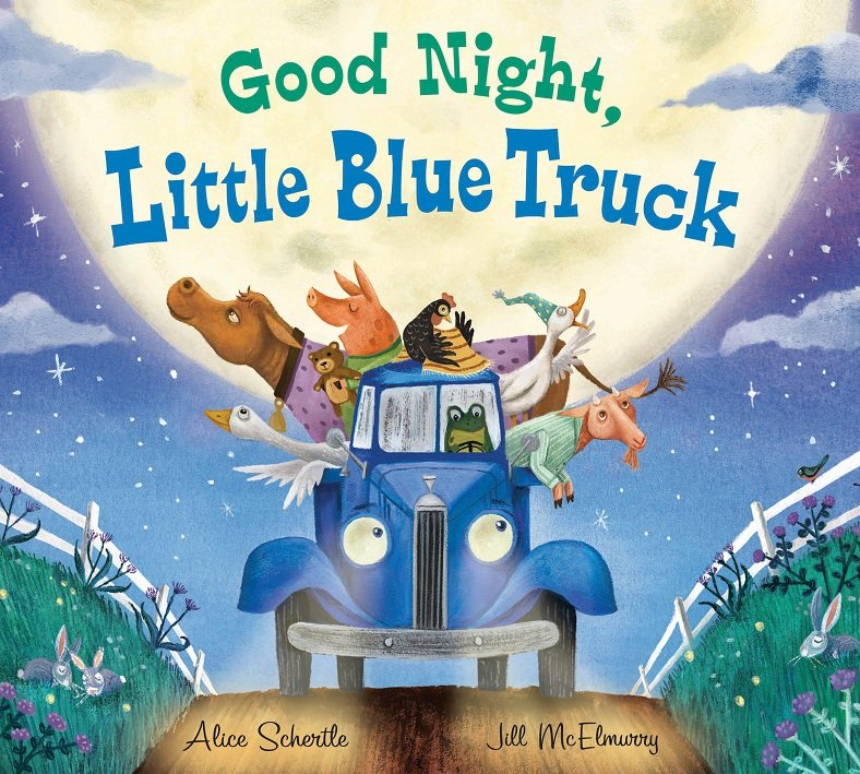'Good Night, Little Blue Truck' Event Kit