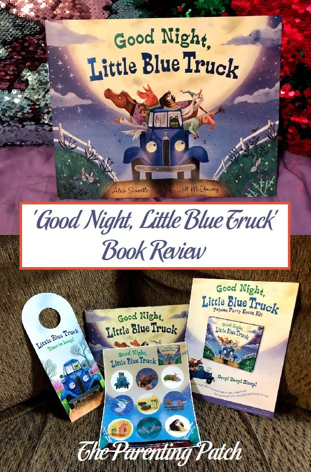 'Good Night, Little Blue Truck' Book Review