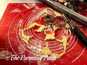 Cutting Out the Classic Cutout Sugar Cookies