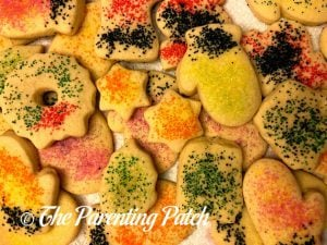 Baked Classic Cutout Sugar Cookies