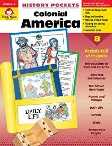 History Pockets: Colonial America, Grades 4-6