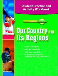 Our Country and Its Regions Workbook