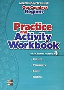 Our Country's Regions Grade 4 Workbook