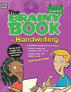 The Brainy Book of Handwriting
