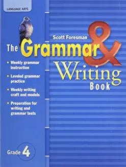 The Grammar & Writing Book: Grade 4
