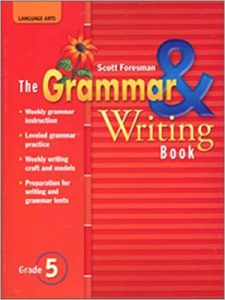 The Grammar & Writing Book: Grade 5