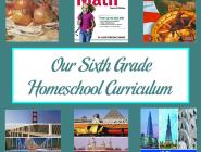 Our Sixth Grade Homeschool Curriculum