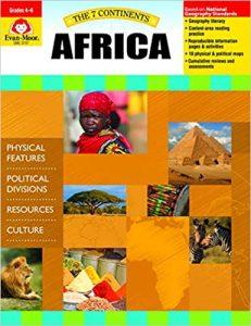 7 Continents, Grades 4-6, Africa