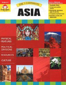 7 Continents, Grades 4-6, Asia