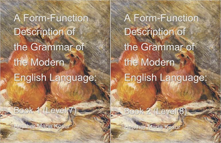 A Form-Function Description of the Grammar of the Modern English Language for Junior High
