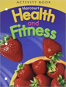 Harcourt Health & Fitness Grade 6 workbook