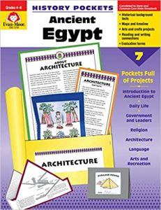 History Pockets Ancient Egypt