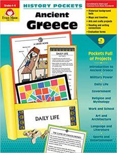 History Pockets Ancient Greece