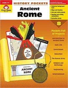 History Pockets Ancient Rome