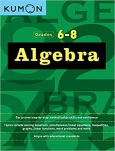 Kumon Algebra