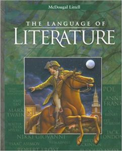 Language of Literature (Grade 8)