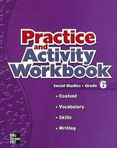 Macmillan McGraw-Hill Our World Grade 6 workbook