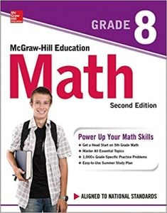 McGraw-Hill Education Math Grade 8