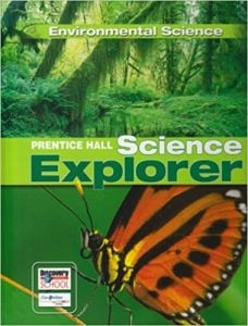 Prentice Hall Science Explorer Book E