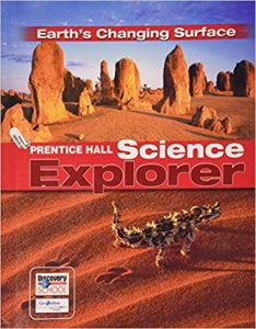 Prentice Hall Science Explorer Book G