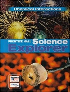 Prentice Hall Science Explorer Book L