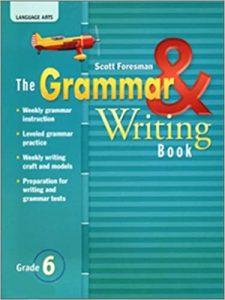 The Grammar & Writing Book: Grade 6
