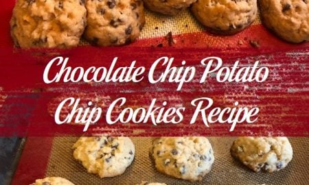 Chocolate Chip Potato Chip Cookies Recipe