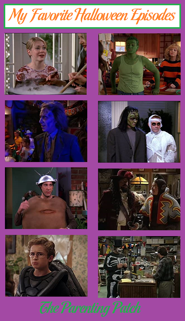 My Favorite Halloween Episodes