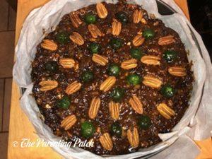 Baked Fruitcake