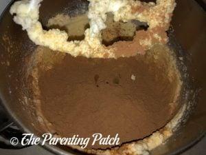 Cocoa Powder for Chocolate Cutout Sugar Cookies
