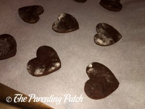 Cutting Out the Chocolate Cutout Sugar Cookies