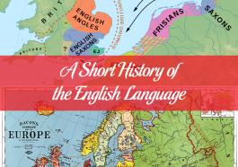 A Short History of the English Language